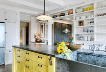 Soapstone sinks / by Jessica Deese