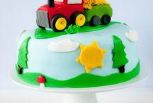 Kindergeburtstag Traktor