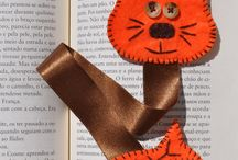 Bookmarks - paper, felt, clips / Any type of Bookmarks, except cross-stitch