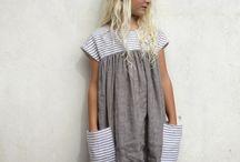 Sy barnkläder