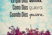 con Dios...