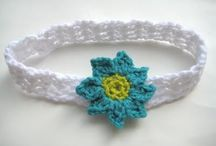Crochet head band patterns