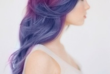 Hairs color