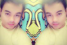 Selfie mirror  / #instamirror #selfie #me #myself #mycollection #narcism #indonesian #asian #cute #boy