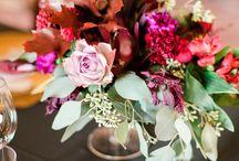 Floraler Tischschmuck