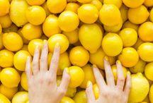 Handzy Hearts Yellow
