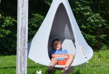 Happy Spring! / Cacoon is the must-have hammock for kids and adults. It is spring - time to get one!!!