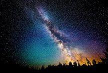 avaruus / tähtitaivas