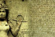 Sumerians & Pleiades / Starożytny Sumer