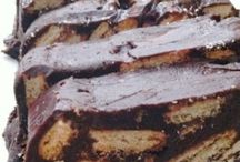 Recepten Taart, gebak