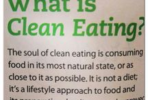 clean eating / how to get started onto clean eating