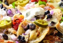 My favorite.. Mexican Food / by Lisa Bunn