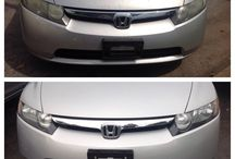 Headlight Restoration.