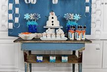 Frozen party / by Rebecca Miller