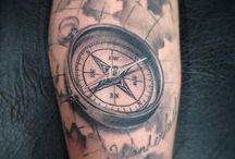 Bússola Tattoo