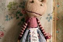 Stuffies / by Georgina Diaz