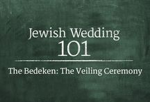 Holidays and Observances / Baby Naming, Bar and Bat Mitzvah, and Wedding Rituals