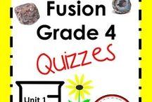 4th Grade Science Fusion