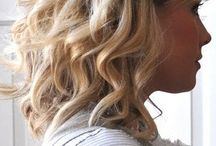 hair / by Ellen Burford