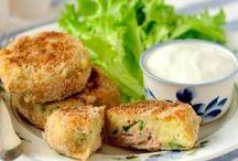croquettes legumes