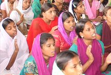 India-education / Education Projects empowering young girls and boys in India where abject poverty,abandonment and loss are prevalent.  Education and care for orphans bring hope in skills, jobs and change for life.