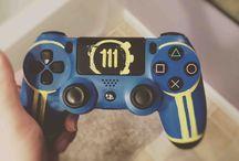 Fallout console