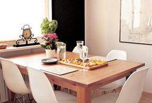 stół/krzesła