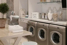 Laundry room / by Suzanne Monk Clark