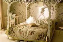 """When Dreamers Dream"". / Amazing bedrooms"