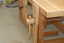 Wood - Work Bench