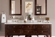Beautiful Bathrooms / by Cheryl {thatswhatchesaid.net}