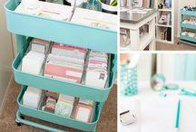 Organizzare gli spazi