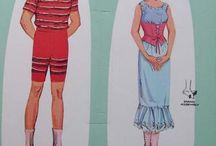 Aankleedpoppen