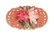 Broches flamenca