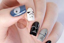 Star Wars Beauty Inspiration / Beauty ideas for #StarWars fans