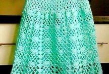 child crochet dress