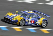 SPORT GT AND PROTOTYPE RACE CARS