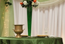 wedding-centerpieces / by Charlotte Graham