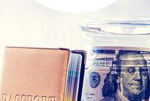 Gemaakte reizen / Money saving tips