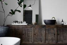 Salles de bains / Comment réaliser des plans vasques à partir de meubles anciens
