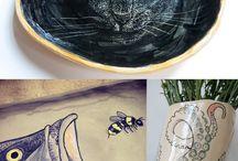 Ceramics / Pottery type stuff