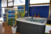 Show room www.piscinaonline.it 2014 / The pool store N1 in europe