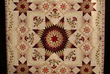 Quilts - Combo Applique and Pieced / by Susan Ovard
