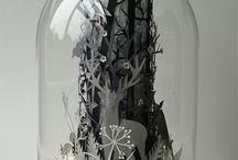 GLASS DOME /CLOCHE