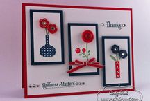 Bright Blossoms - Stampin' Up (retired) / by Diana Crawford