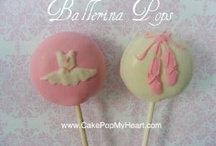 Ballerina Theme / by Cake Pop My Heart