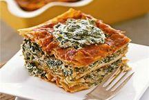 Pasta / Lasagne