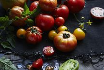 Food Photography - Vegetables & Fruits