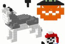 Lego-Kreationen
