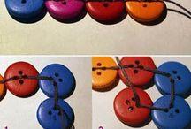 craft,shell,button,glass,bead